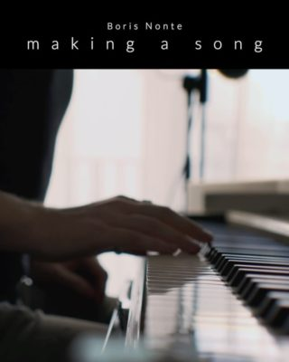Making a song 🎶✨ #piano #behindthescenes #musicstudio #livemusic #emotions #uplifting #sweet #moments #vibrations #keys #musiccomposition #composerlife #composer #musicvideo #2021 #trust #confidence #courageouscreative #sharethelove