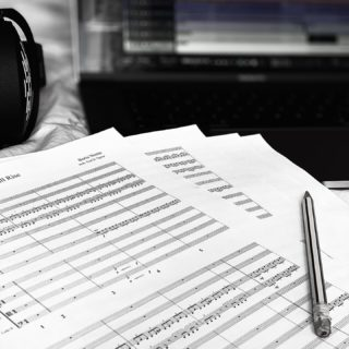 🎼 🎶 #score #recordingsession #strings #quartet #la #filmmusic #composer #music